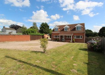 Thumbnail 4 bed detached house for sale in Clay Lane, Ellistown, Coalville