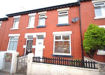 Thumbnail 2 bedroom terraced house for sale in Cunliffe Road, Blackpool