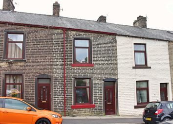 Thumbnail 2 bed terraced house for sale in Church Street, Crawshawbooth, Rossendale