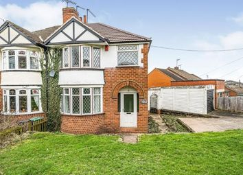 Thumbnail 3 bed semi-detached house for sale in Oak Park Road, Stourbridge, West Midlands