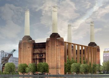Thumbnail 2 bed flat for sale in Faraday House, Battersea Powerstation, Battersea