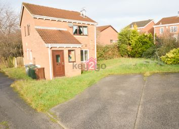 Thumbnail 2 bed flat to rent in Ricknald Close, Aughton, Sheffield
