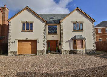Thumbnail 5 bed detached house for sale in Aber Llwchwr, Llangennech, Llanelli