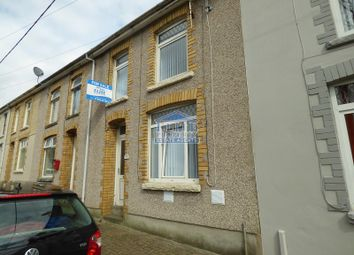 Thumbnail 2 bed terraced house for sale in Sunnyside, Ogmore Vale, Bridgend, Bridgend County.