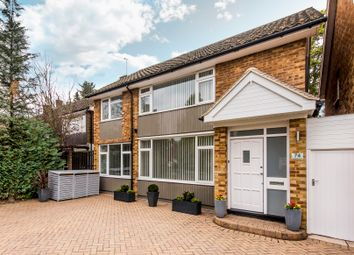 Thumbnail 4 bed detached house for sale in Minsterley Avenue, Shepperton