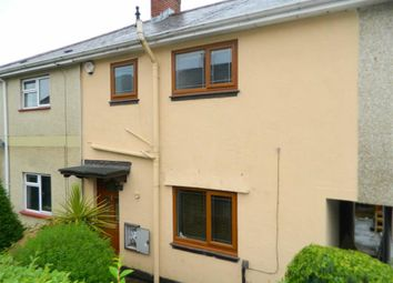 Thumbnail 3 bed terraced house for sale in Emlyn Road, Mayhill, Swansea