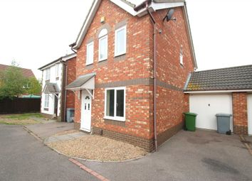 Thumbnail 3 bed link-detached house to rent in Independent Way, Thorpe St. Andrew, Norwich