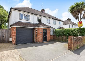 Thumbnail 4 bedroom semi-detached house for sale in St Johns, Woking