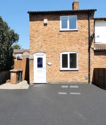 Thumbnail 2 bed town house to rent in Amberwood, Newahall, Swadlincote