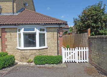 Thumbnail 1 bed terraced bungalow for sale in Saunters Close, Wincanton