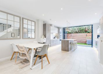 Thumbnail 5 bed terraced house to rent in Novello Street, London