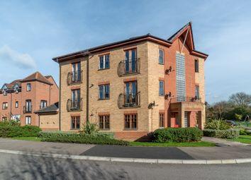 Thumbnail 2 bed flat for sale in Exbury Lane, Westcroft, Milton Keynes