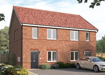 """Thumbnail 3 bed semi-detached house for sale in """"The Dalbridge"""" at Chilton, Ferryhill"""