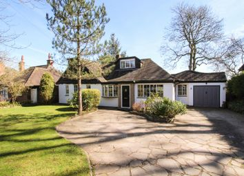 Thumbnail 5 bed detached bungalow for sale in Brook Lane, Endon, Stoke-On-Trent