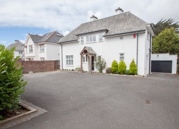 Thumbnail 4 bed detached house for sale in Tavistock Road, Roborough, Plymouth
