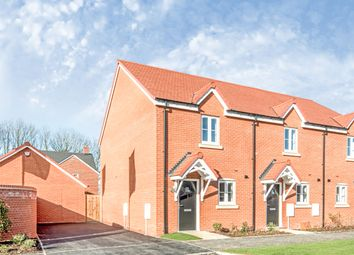 Thumbnail 2 bed semi-detached house for sale in Shawbury Street, Shortstown, Bedfordshire