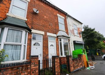 Thumbnail 1 bed terraced house for sale in Summerfield Crescent, Birmingham, West Midlands