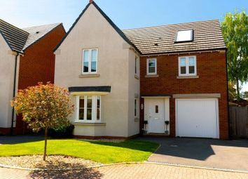 Thumbnail 4 bed detached house for sale in Cowick Court, Exeter