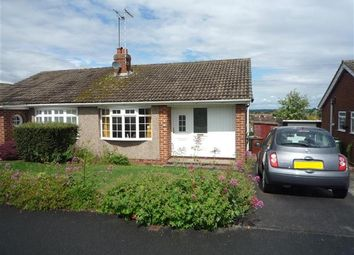 Thumbnail 2 bed semi-detached bungalow for sale in Oak Wood Road, Wetherby