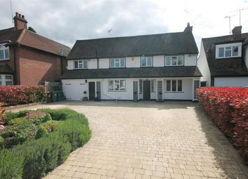 Thumbnail 5 bedroom detached house for sale in Woodlands Road, Bushey, Hertfordshire