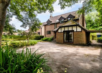 Thumbnail 4 bed detached house for sale in Eastfield Lane, Whitchurch On Thames, Reading
