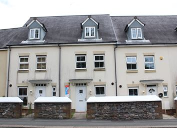 Thumbnail 3 bedroom town house for sale in Recreation Road, Plymouth