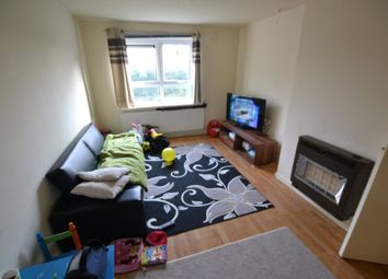 Thumbnail 1 bed flat to rent in Paterson Close, Anstey Heights, Leicester