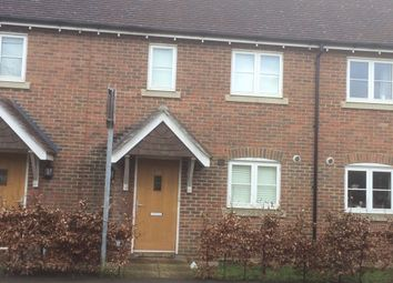 Thumbnail 2 bed terraced house for sale in Trinity Fields, Lower Beeding, West Sussex