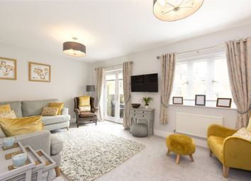Thumbnail 3 bed terraced house for sale in Wharf Road, Stamford, Lincolnshire