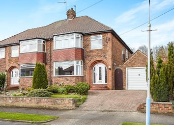 Thumbnail 4 bed semi-detached house for sale in Headlands Drive, Hessle