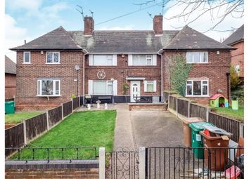 Thumbnail 2 bed terraced house for sale in Greenwood Road, Bakersfield, Nottingham