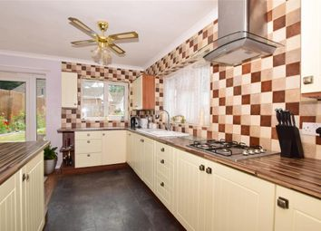 Thumbnail 3 bed detached bungalow for sale in Crabble Road, Dover, Kent