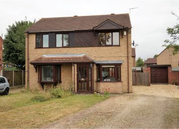 Thumbnail 2 bed semi-detached house for sale in Digby Close, Doddington Park