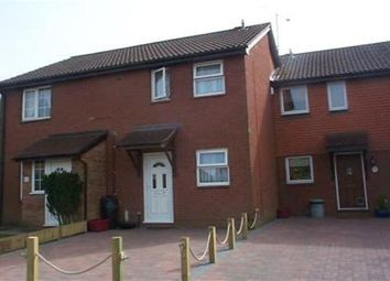 Thumbnail 2 bed terraced house to rent in Millais Close, Crawley