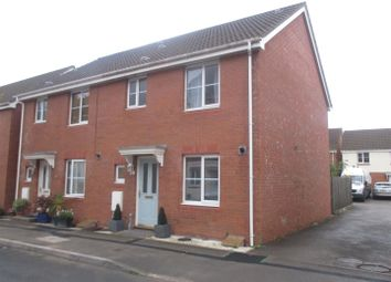 Thumbnail 3 bedroom semi-detached house for sale in Watkins Square, Llanishen, Cardiff