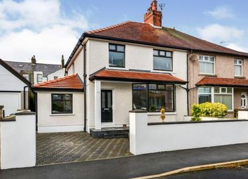 Thumbnail 4 bed semi-detached house for sale in Norton Road, Heysham, Morecambe, Lancashire