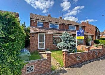 Brent Road, Bourne End SL8. 3 bed semi-detached house
