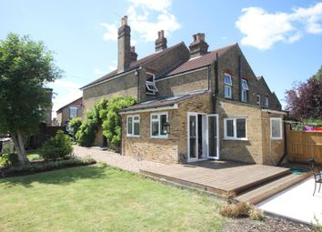 Thumbnail 3 bed semi-detached house to rent in Century Road, Staines, Middlesex