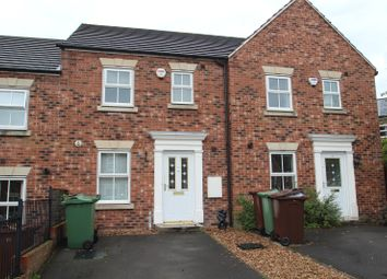 Thumbnail 3 bed town house to rent in Chester Court, Hemsworth
