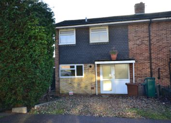 Thumbnail 2 bed end terrace house to rent in Bradbery, Maple Cross, Rickmansworth