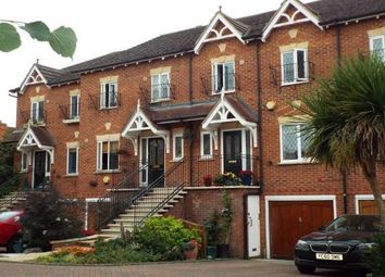 Thumbnail 4 bedroom town house to rent in Lynwood Road, Thames Ditton