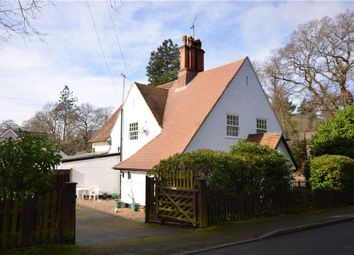 Thumbnail 3 bedroom semi-detached house for sale in Portsmouth Road, Camberley, Surrey