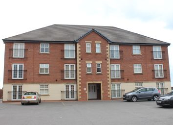 Thumbnail 2 bed flat for sale in Piele Road, Haydock, St. Helens