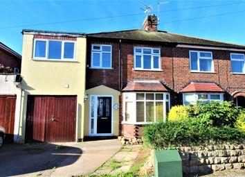 Thumbnail 4 bedroom semi-detached house for sale in Maple Avenue, Beeston, Nottingham