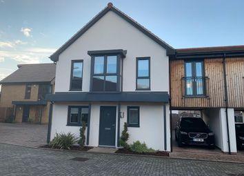 3 bed link-detached house to rent in Aiken Grange, Oakgrove, Milton Keynes MK10