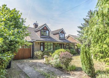 Thumbnail 3 bed detached house for sale in Burrows Lane, Gomshall, Guildford