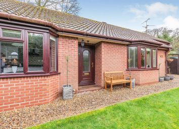Thumbnail 2 bed detached bungalow for sale in Bernard Close, High Kelling, Holt