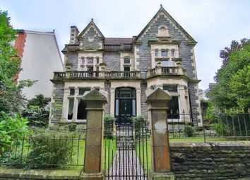 Thumbnail 5 bed detached house for sale in St. James Gardens, Swansea