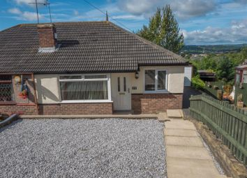 Thumbnail 2 bed semi-detached bungalow for sale in Derwent Road, Bradford