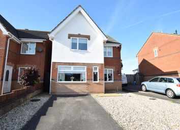 Thumbnail 3 bedroom detached house for sale in Showle Acre, Rhoose, Barry